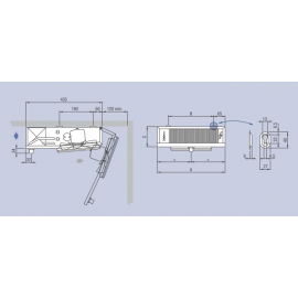 Aeroevaporatore EVS/B 520 ED