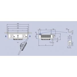 Aeroevaporatore MIC 500 ED