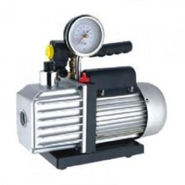 Pompa vuoto bistadio con vacuometro e solenoide - 45 L/min