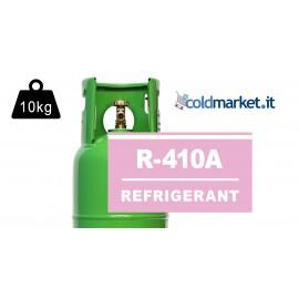 R410A bombola gas refrigerante 10kg
