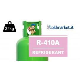 R410A bombola gas refrigerante 32 Kg