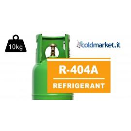 R404A bombola gas refrigerante 10kg