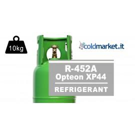 R452A Opteon XP44 bombola gas refrigerante 10kg