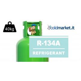 R134A bombola gas refrigerante 40kg