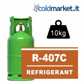 R407C Bombola - 11 Kg