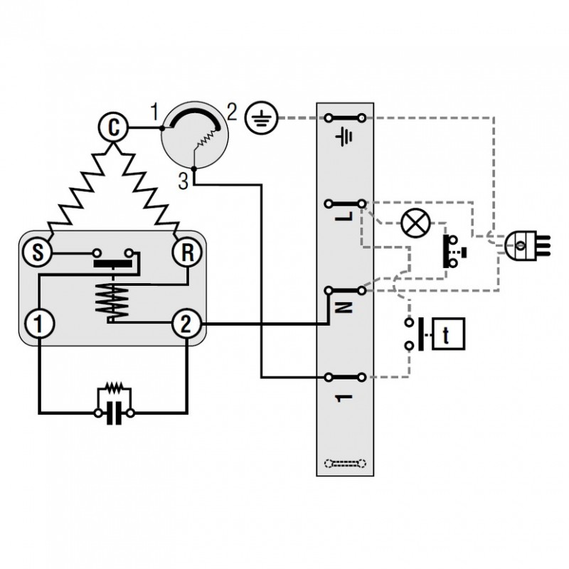 716-011536-001 Anello Insulator upper electrode Lam etch Equipment