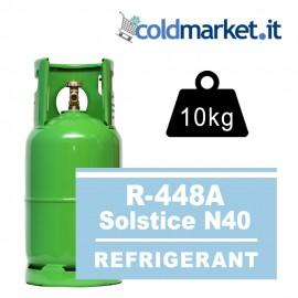 R448A Solstice N40 bombola gas refrigerante 10kg