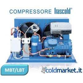 Unità Condensatrice A07-6Y a 1 ventola