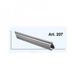 Profilo guidovia mm. 78x50