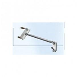 Sistema antioscillazione singolo per staffa pendente