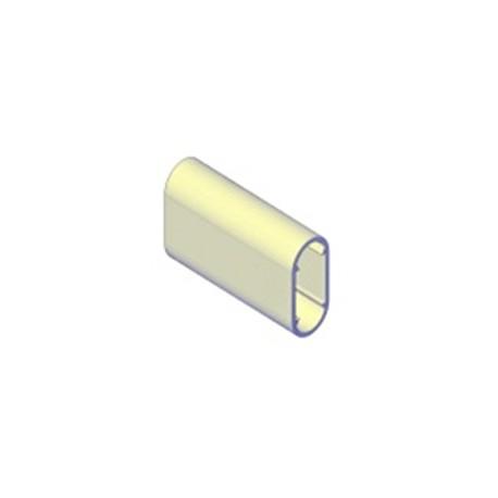 Barra ovale mm. 60x29x2,5