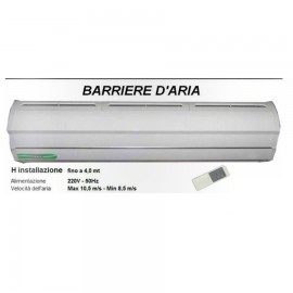 Barriera D'aria D120