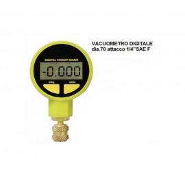 Vacuometro Digitale d.70